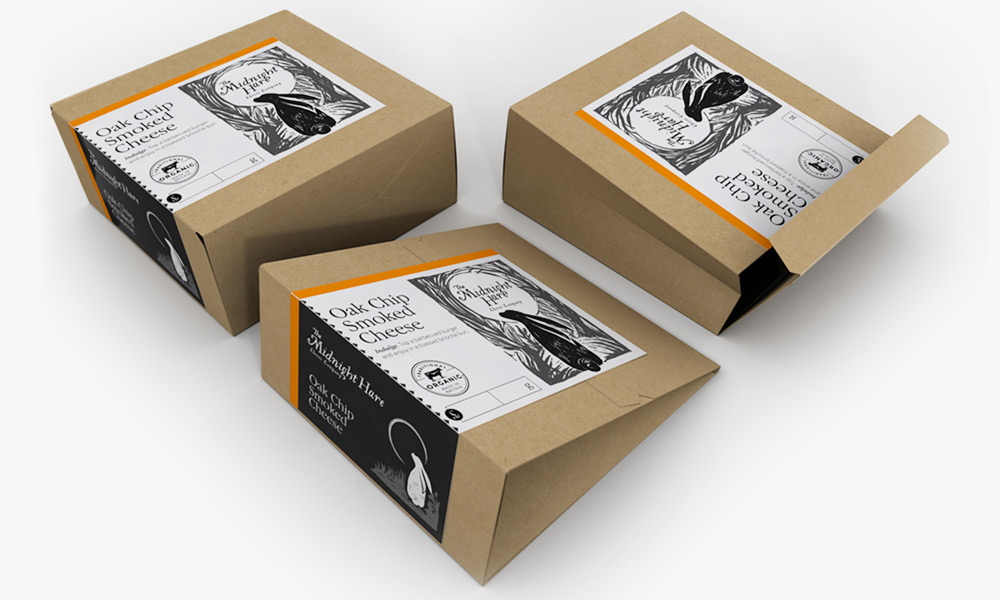 Food Packaging Box Design