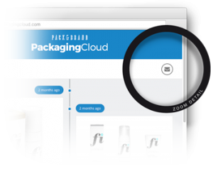 Email directly from the packaging cloud