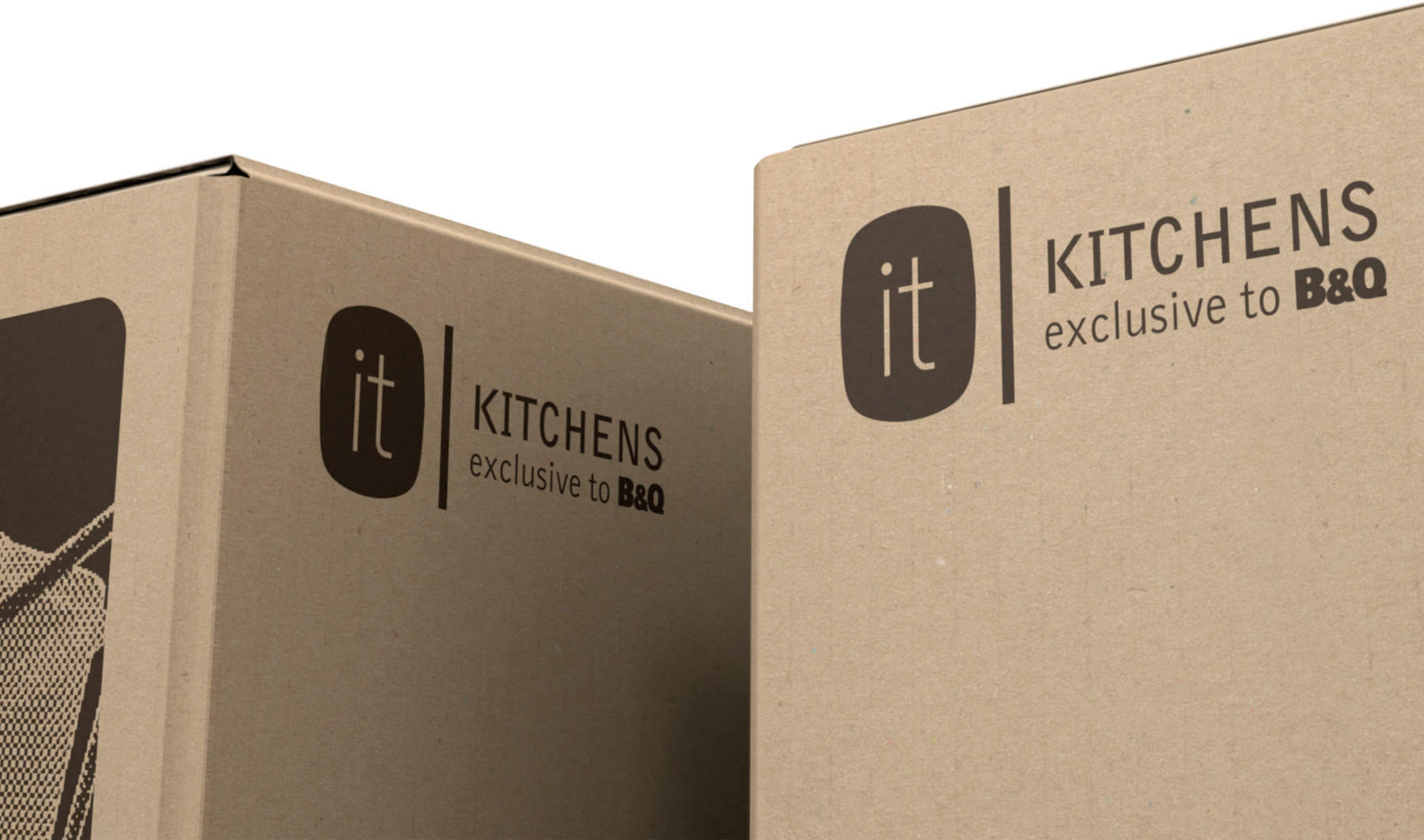 Cardboard Packaging - Brand Detail