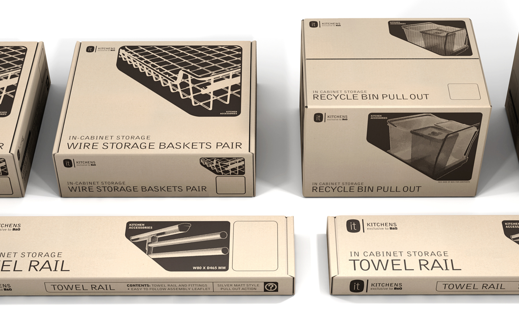 Cardboard Packaging Design