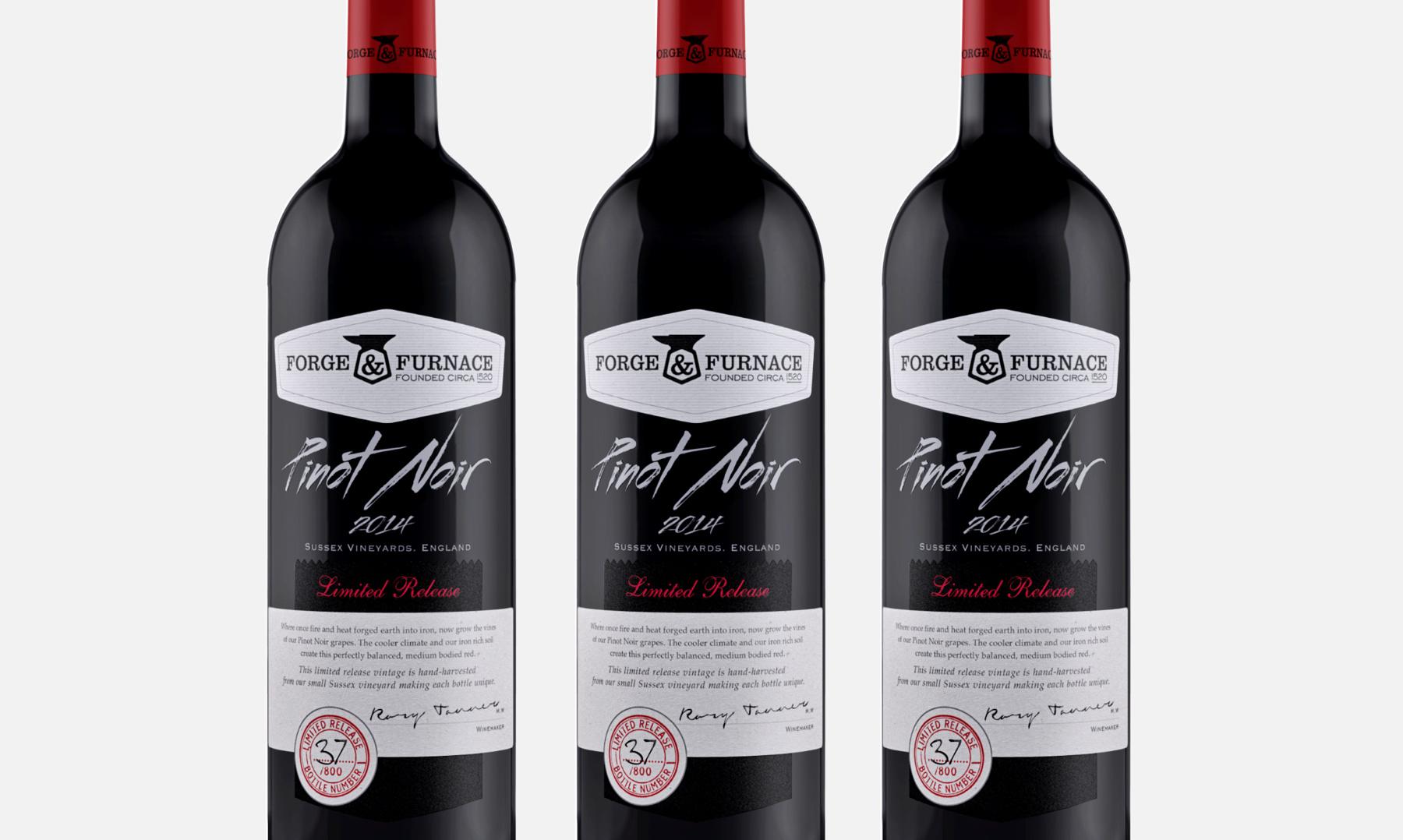 Wine Label Design, Bottles